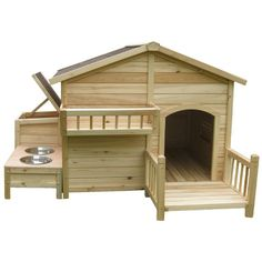 House U0026 Paws™ Country Charm Dog House