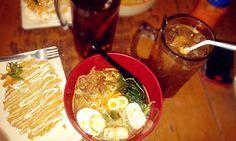 #Miso_Ramen #sumo_ramen #ramennoodle #yummy #nyamnyam #foodography #oishi #chickenkatsu #lemontea