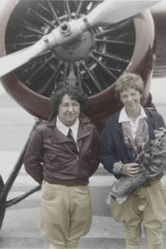 """Florence Leontine Lowe, """"Pancho"""" Barnes (July 22, 1901 – March 30, 1975) was a pioneer aviatrix, the founder of the first test pilots union and the owner of the Happy Bottom Riding Club. She was a member of the Ninety-Nines, and raced in the Women's Air Derby. With you-know-who."""