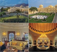 The Oberoi Palace Udaivilas, Udaipur - Rajasthan, India