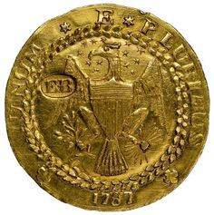 Doblón Brasher podría fijar nuevo precio récord mundial en Patrimonio --- Brasher doubloon could set new world record price at Heritage