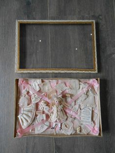**Wonderful French Mignonette in her wonderful presentation box***