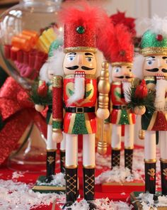 This nutcracker was handcrafted exclusively for Crate and ...