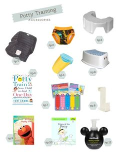 potty training accessories