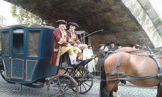 Outlander Filming Continues in Prague | Outlander TV News