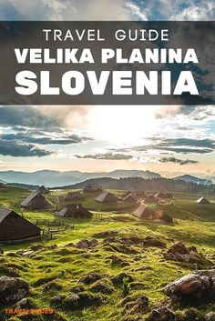 Jumping Back in Time in Velika Planina, Slovenia Europe Travel Tips, European Travel, Travel Guides, Travel Destinations, Travel Deals, Asia Travel, Cool Places To Visit, Places To Go, Slovenia Travel
