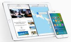 Avance en la tecnología: Mejoras iOS 9 presenta la nueva Seguridad