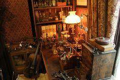 221B Baker Street - Sherlock Holmes Museum | by Burlesqueville Or Bust