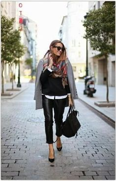 Best Outfit Ideas For Fall And Winter  45 Outfits Thatll Make You Want a Grey Winter Coat