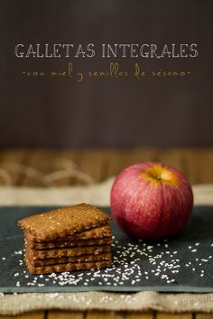 galletas integrales Healthy Cookies, Healthy Sweets, Healthy Recipes, Galletas Cookies, Brownie Cookies, Cakes And More, Food Photography, Bakery, Sweet Treats