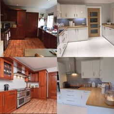 this post is for all new followers who are asking about my 5k kitchen transformation