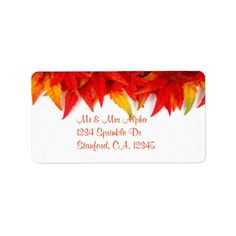 "Thanksgiving Celebration Design shows colors of fall season. Red, orange, yellow colored leaves in a white background make this design beautiful. This design is customizable and is available for a variety of products. Text adding is optional. Image source: <a href=""http://www.publicdomainpictures.net/view-image.php?image=9683&picture=autumn-leaf-frame"">Autumn Leaf Frame</a> by Petr Kratochvil"