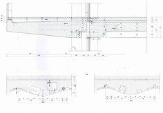 christian kerez / complesso scolastico . zurigo Detailed Drawings, Christian, Chart, Urban Design, City, Architecture, School, Balcony, Cities