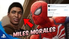 [Video] Spiderman Trailer Breakdown & Miles Morales Theory #Playstation4 #PS4 #Sony #videogames #playstation #gamer #games #gaming