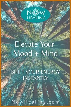 If you often feel low, get upset, wake up anxious, or overwhelmed, then this is for you! It's okay to feel out-of-sorts occasionally. But… if you are often at the mercy of your mood or mental state, then it's time to HEAL! Elevate your emotions NOW and heal the energy of your mood and mind! Allow yourself you enjoy your life and shift your energy instantly. Positive Energy Crystals, Positive Energy Quotes, Holistic Wellness, Holistic Healing, Healing Herbs, Self Healing, Meditation For Health, Low Mood, Holistic Remedies