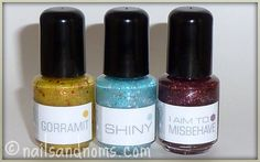 NerdLacquer - Firefly Series by NailsandNoms, via Flickr  Want! Want! Want!