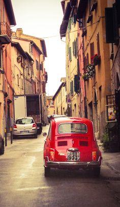 Fiat 500......my car