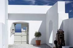 Villa Fabrica - Santorini, Greece Housed in a... | Luxury Accommodations