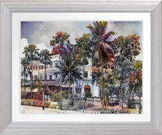 Poster Prints, Posters, Art Prints, Watercolour Art, Any Images, Custom Framing, Online Art Gallery, Singapore, Original Art