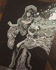 Richey Beckett New Found Glory, Dark Art, Art Forms, Tattoo Inspiration, Fantasy Art, Art Nouveau, Eye Candy, Weird, Artists