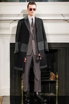 Hardy Amies Fall 2013 Menswear Collection Slideshow on Style.com