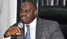 Welcome To Emmanuel Ik blog: NEWS: Disregard Senate's arrest warrant on me – La...