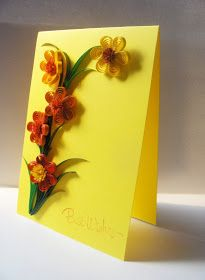 Quilling with Fun: Flowers,flowers,flowers...