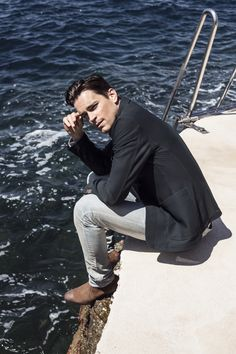 Who's Who: Meet the Beautiful People of the Cannes Film Festival - Matt Bomer | wmag.com