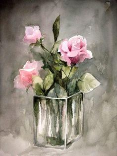 watercolor flower                                                                                                                                                                                 More