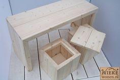 kindertafel hout | kindertafel-houten-kindertafel