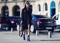 9 Days of Next-Level Street Style Straight From Paris Fashion Week Louis Vuitton Boots, Spring Street Style, Miroslava Duma, Everyday Look, Fashion Watches, Paris Fashion, Women's Fashion, Nice Dresses, Fall Outfits