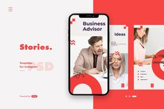 Social Media Template, Social Media Design, Photoshop, Image Guide, Business Advisor, Youtube Channel Art, Behance, Print Templates, Design Templates