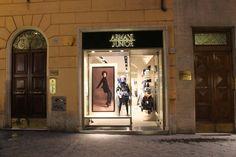 Armani Junior Via Frattina http://www.allrome.it/listings/armani-junior-roma-via-frattina/