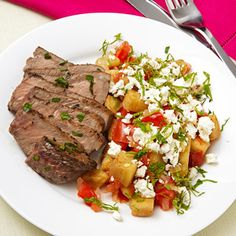 These easy dinner recipes are rich in nutrients but low in calories so you can lose weight while eating healthy.