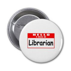 Public Library Buttons and Public Library Pins