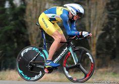 Swedish National TT champion, Gustav Larsson, wins prologue at Paris-Nice.