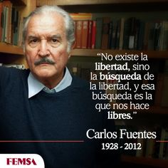 Este 11 de noviembre, recordamos al escritor y diplomático mexicano Carlos Fuentes en su natalicio, uno de los autores más destacados de las letras hispanoamericanas.