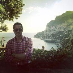 Hello beautiful Capri Sasha Roiz