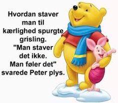 peter plys citater om kærlighed De 38 bedste billeder fra Peter plys citater | Pooh bear  peter plys citater om kærlighed