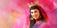 الفجر Elfajar Elgadeed: الملكة استير_______تَصَرَّفَتْ بِحِكْمَةٍ وَشَجَاع...