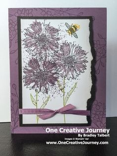 Stampin' Up! Touches of Texture