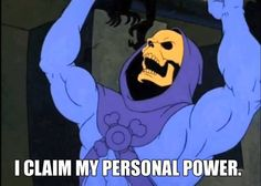Skeletor is Love FB page hilarity!