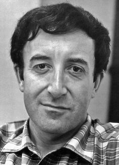 Peter Sellers. Great comedy actor.