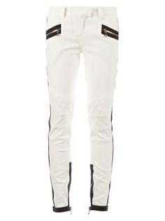 BALMAIN - zipped trouser 6