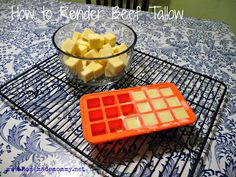 Easy Method for Rendering Beef Tallow from Homemade Mommy
