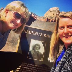 Up on Rachel's Knoll in Sedona