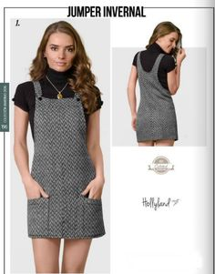 Jumper de Invierno para Damas de la marca Hollyland. Catalogo de ropa price shoes, #fashionista #ropacasual
