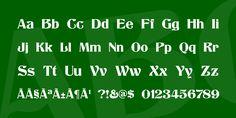 Klarissa Font Family · 1001 Fonts