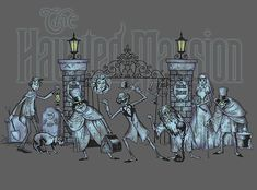 New Collection of Ghoulishly Grand Goods Celebrates the Haunted Mansion