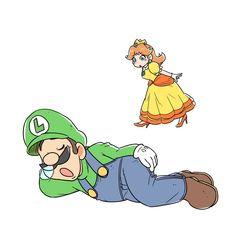 I can't get over Daisy x Luigi fanarts ! 💛💚  They are soooo cute together ! 🥰  By i_junnosuke (Ishii Jun nosuke) 🎨🖌   #WeAreDaisy #PrincessDaisy #Luigi #Luaisy #SuperMario #FanArt #Nintendo Mario Y Luigi, Super Mario And Luigi, Super Mario Art, Super Mario World, Super Mario Brothers, Mario Kart, Super Smash Bros, Super Mario Smash, Instructions Lego